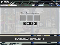 Clairvoyance Training